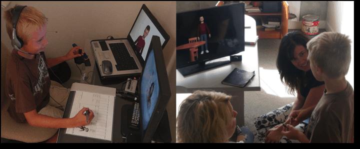 Invirtua 3D Live Animation For Mental Health