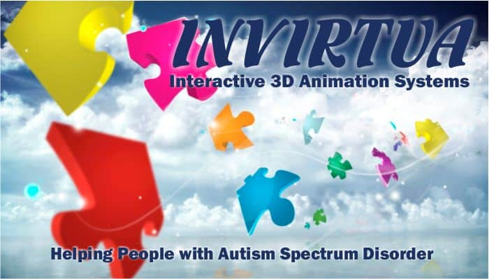 INVIRTUA Animation for Autism