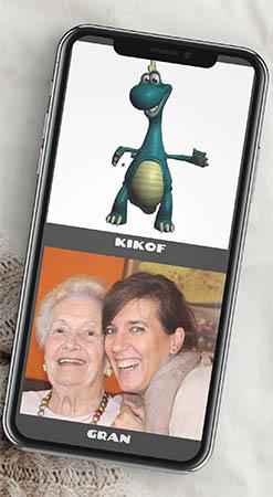 Kikof and Gran