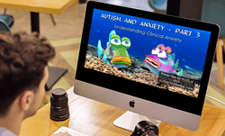 Autism and Anxiety Part 3 Webinar